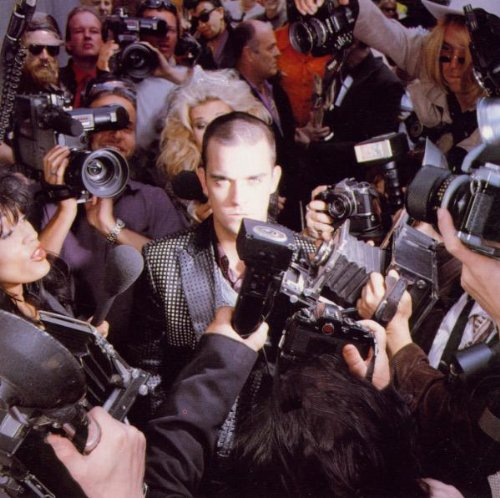 Robbie Williams image and pictorial