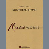 Samuel R. Hazo Southern Hymn - Baritone T.C. Sheet Music and Printable PDF Score | SKU 278265