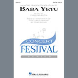 Soweto Gospel Choir Baba Yetu (from Civilization IV) Sheet Music and Printable PDF Score | SKU 417157