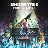 Toby Fox Spear of Justice (from Undertale Piano Collections) (arr. David Peacock) Sheet Music and Printable PDF Score | SKU 374252