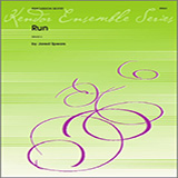 Spears Run - Percussion 3 Sheet Music and Printable PDF Score   SKU 324096
