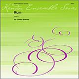 Spears Run - Percussion 5 Sheet Music and Printable PDF Score   SKU 324098