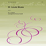 Murray Houllif St. Louis Blues - Full Score Sheet Music and Printable PDF Score | SKU 373535