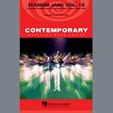 Jay Bocook Stadium Jams Vol. 10 - Eb Baritone Sax Sheet Music and Printable PDF Score | SKU 339208