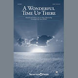 Pat Boone A Wonderful Time Up There (Everybody's Gonna Have A Wonderful Time Up There) (arr. Sta Sheet Music and Printable PDF Score | SKU 156871