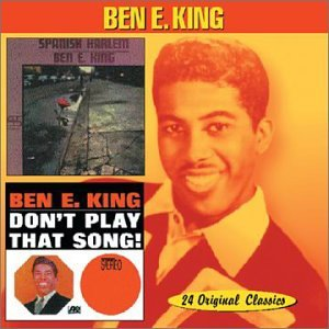 Ben E. King image and pictorial
