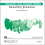 Stephen Foster Beautiful Dreamer - 2nd Bb Trumpet Sheet Music and Printable PDF Score | SKU 404517