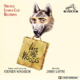 Stephen Sondheim Last Midnight (from Into The Woods) Sheet Music and Printable PDF Score | SKU 157038
