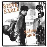 Steve Earle Guitar Town Sheet Music and Printable PDF Score | SKU 403561