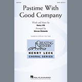 Steven Rickards Pastime With Good Company Sheet Music and Printable PDF Score | SKU 198415
