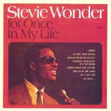 Stevie Wonder For Once In My Life Sheet Music and Printable PDF Score | SKU 196150