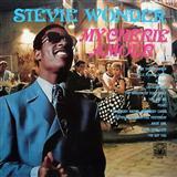 Stevie Wonder My Cherie Amour Sheet Music and Printable PDF Score | SKU 441221