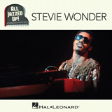 Stevie Wonder My Cherie Amour [Jazz version] Sheet Music and Printable PDF Score | SKU 162708