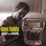 Ben Folds Still Fighting It Sheet Music and Printable PDF Score   SKU 29158