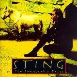 Sting Shape Of My Heart Sheet Music and Printable PDF Score | SKU 419051