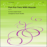 Stouffer Fun For Two With Haydn Sheet Music and Printable PDF Score | SKU 124802
