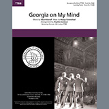 Stuart Gorrell and Hoagy Carmichael Georgia on My Mind (arr. Steve Jamison) Sheet Music and Printable PDF Score | SKU 459680