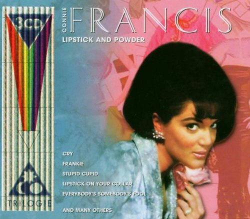 Connie Francis image and pictorial