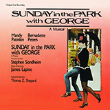 Stephen Sondheim Sunday (from Sunday in the Park with George) Sheet Music and Printable PDF Score | SKU 426604