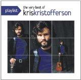 Kris Kristofferson Sunday Mornin' Comin' Down Sheet Music and Printable PDF Score | SKU 56267