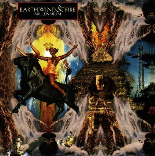 Earth, Wind & Fire image and pictorial