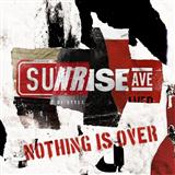 Download or print Sunrise Avenue Nothing Is Over Digital Sheet Music Notes and Chords - Printable PDF Score