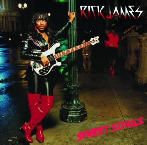 Rick James image and pictorial