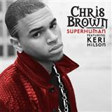 Chris Brown Superhuman (feat. Keri Hilson) Sheet Music and Printable PDF Score | SKU 45897