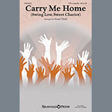 Susan Thrift Carry Me Home (Swing Low, Sweet Chariot) Sheet Music and Printable PDF Score | SKU 160207