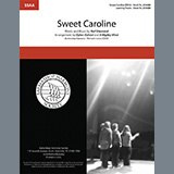 A Mighty Wind Sweet Caroline (arr. Dylan Oxford & A Mighty Wind) Sheet Music and Printable PDF Score | SKU 474968
