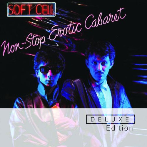 Soft Cell image and pictorial