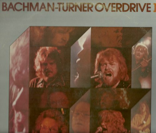 Bachman-Turner Overdrive image and pictorial