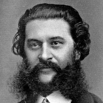 Johann Strauss II. image and pictorial