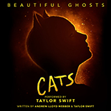Taylor Swift Beautiful Ghosts (from the Motion Picture Cats) Sheet Music and Printable PDF Score | SKU 431565