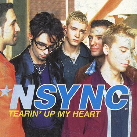 'N Sync image and pictorial