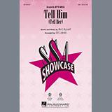 Ed Lojeski Tell Him (Tell Her) - Guitar Sheet Music and Printable PDF Score | SKU 339615