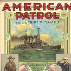 Carolyn Miller The American Patrol Sheet Music and Printable PDF Score | SKU 54953