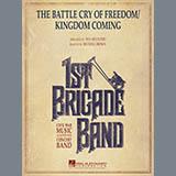Dan Woolpert The Battle Cry of Freedom/Kingdom Coming - Bb Trumpet 1 Sheet Music and Printable PDF Score | SKU 343181