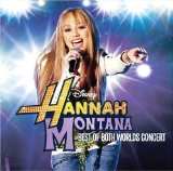 Hannah Montana The Best Of Both Worlds Sheet Music and Printable PDF Score | SKU 72101