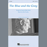 John Purifoy The Blue And The Gray Sheet Music and Printable PDF Score | SKU 89944