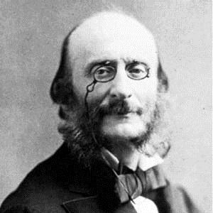 Jacques Offenbach image and pictorial