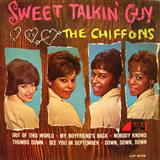 Download or print The Chiffons Sweet Talkin' Guy Digital Sheet Music Notes and Chords - Printable PDF Score