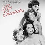 The Chordettes Mister Sandman Sheet Music and Printable PDF Score   SKU 158084