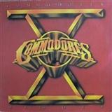 The Commodores Easy Sheet Music and Printable PDF Score | SKU 189255