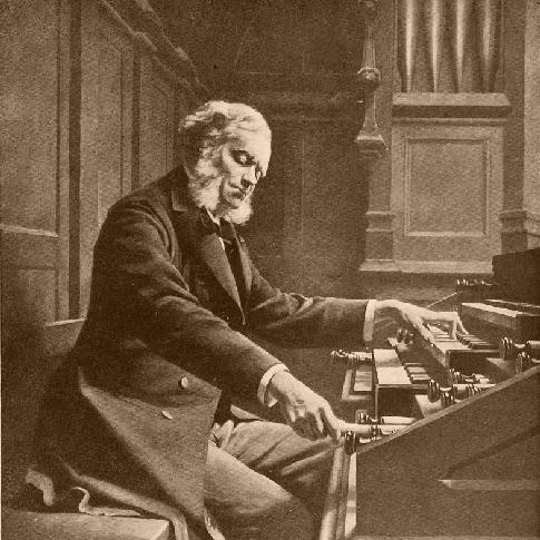 César Franck image and pictorial