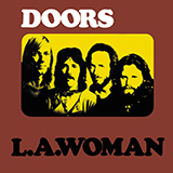 The Doors L.A. Woman Sheet Music and Printable PDF Score | SKU 437410