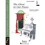 Nancy Faber The Ghost in Our Piano Sheet Music and Printable PDF Score | SKU 356964