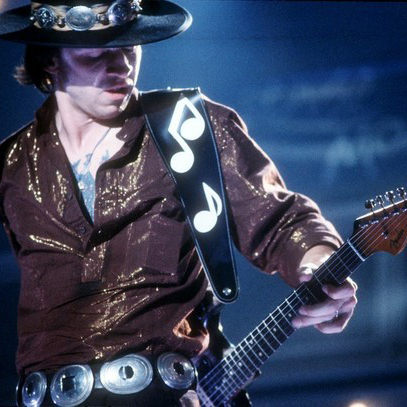 Stevie Ray Vaughan image and pictorial