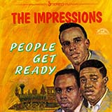 The Impressions People Get Ready Sheet Music and Printable PDF Score | SKU 419389