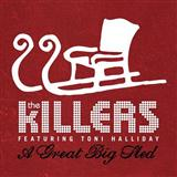 Download or print The Killers A Great Big Sled Digital Sheet Music Notes and Chords - Printable PDF Score